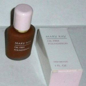 Oil Free Deep Bronze #1094 Foundation Oily Skin